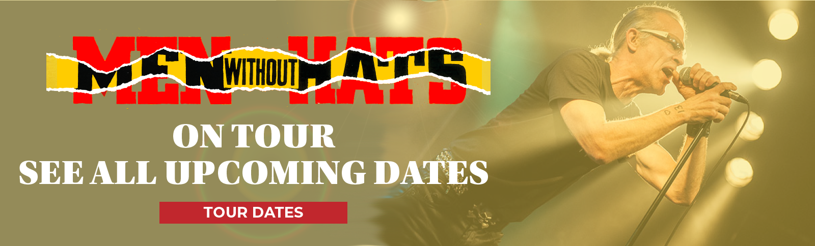 men without hats tour page